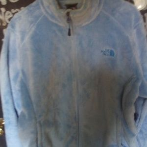 Women's North face jacket size XL